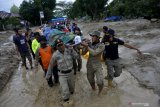 BPBD : 24 orang meninggal dan 69 hilang akibat banjir di Luwu Utara