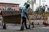 Kasus harian COVID-19 Malaysia naik jadi 317