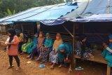 Pengungsi bencana alam di Lebak butuh air bersih