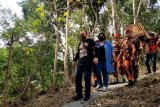 Ketua BPPP DIY bantu keluarga tak mampu di Gedangsari