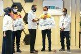Kejujuran petugas kebersihan dapat apresiasi lima perusahaan BUMN