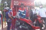 Pemerintah dan masyarakat respons positif kehadiran Pertashop di Serei