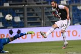 Juventus unggul tujuh poin di pucuk klasemen Liga Italia