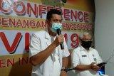 Tiga warga Kecamatan Batang Tuaka positif COVID-19