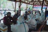 Gugus tugas Sulawesi Tenggara tes cepat gratis 14.978 orang