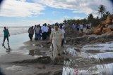 Pemprov Sumbar bangun pengamanan pantai atasi abrasi di Muara Air Haji