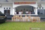 Pos TNI AL Torobolu menggagalkan penyeludupan BBM
