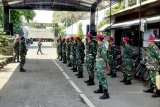 Lantamal VI turunkan personelnya bantu korban banjir bandang