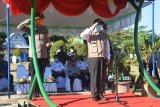 Pemkab Lombok Utara gelar apel siaga tiga pilar tekan COVID-19