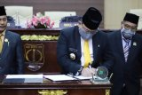 Pemkab dan DPRD Muba sepakati RAPBD Perubahan Rp3,9 triliun