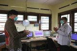 Pastikan kondisi Merapi, Ganjar kunjungi Pos Babadan