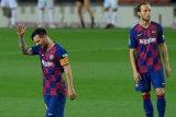 Messi marah dan sebut timnya lemah dan tak konsisten