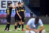 Inter selisih enam poin dengan Juve di klasemen Liga Italia
