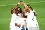 Real Madrid pastikan gelar juara Liga Spanyol setelah kalahkan Villarreal