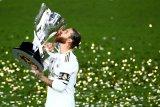 Sergio Ramos bakal terus bersama Madrid sampai gantung sepatu