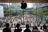 Beijing kembali menurunkan status siaga COVID-19