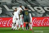 Real Madrid pastikan gelar juara Liga Spanyol setelah kalahkan Villarreal 2-1