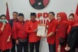 Pilkada Kuansing, Halim-Konperensi kantongi SK dukungan DPP PDI Perjuangan