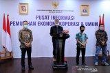 Serapan dana pemulihan ekonomi nasional bagi KUMKM capai Rp10,24 triliun