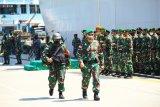 Danrem 172/PWY terima kedatangan 900 prajurit Satgaspam perbatasan Indonesia-PNG