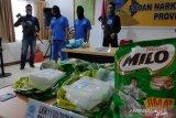 BNNP Riau sita 20 kilogram sabu-sabu Malaysia