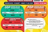 Jumlah pasien COVID-19 sembuh di Lampung bertambah