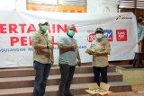 Pertamina distribusikan 1.250 nasi bungkus kepada korban banjir Kota Sorong