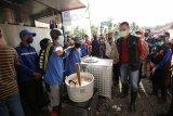 Kemensos turunkan tim psikososial pulihkan trauma pengungsi di Luwu Utara