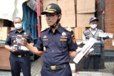 Pandemi tak halangi KPPBC Kudus ungkap kasus peredaran rokok ilegal