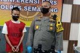 Polres Semarang tangkap seorang penjual tembakau Gorila