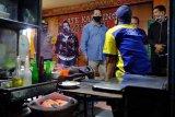 Wali Kota Magelang cek pusat kuliner terkait penerapan protokol kesehatan