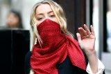 Amber Heard merasa takut dibunuh selama jadi istri Johnny Depp