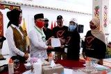 Jelang pilkada serentak Gubernur Kalteng ikuti coklit KPU