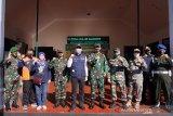 Tim gabungan melakukan Operasi Masker di Kota Bogor