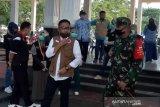 GTPP : Kawasan kuliner Pantai Seruni Bantaeng wajib pakai masker