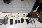Polisi  tangkap pelaku pencurian  yang meresahkan warga Banggai