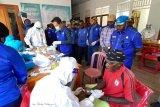 Satgas COVID-19 Mamberamo Tengah rampungkan rapid test di Kampung Inaga