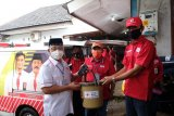 PMI Gowa kirim bantuan untuk korban banjir bandang Luwu Utara