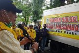 Parpol salurkan bantuan untuk korban banjir bandang di Luwu Utara