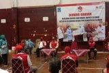 PMI pusat memberi penghargaan 10 desa Program Sibat di Sleman