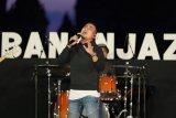 Rio Febrian menutup festival musik Prambanan Jazz Online