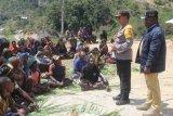 Kapolres Puja bertemu keluarga korban lakalantas di Tinginambut
