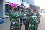 Personel TNI AL Palembang fokus amankan perairan Sungai Musi