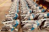 Sepeda Brompton curian dijual di Indonesia