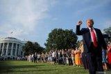 Donald Trump: AS harus dapat bagian dari penjualan TikTok