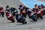 Persaingan pebalap MotoGP kembali memanas di Sirkuit Jerez