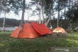 Berbenah sambut kunjungan wisatawan di Danau Tambing Sulsel