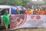 IKA Geologi Unhas salurkan bantuan kepada korban Banjir Masamba