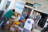TBM FK dan FTI UMI Makassar sinergi bantu korban banjir bandang Masamba