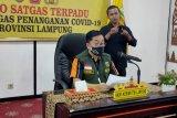 Satu tenaga kesehatan di Lampung terkonfirmasi positif COVID